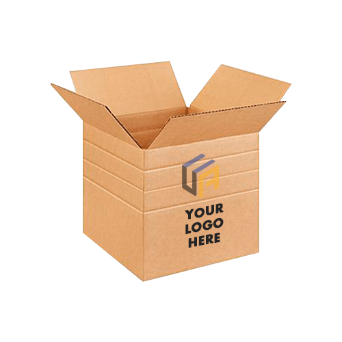 You can get these corrugated boxes customized in different sizes and printed in the logo of your company to promote.