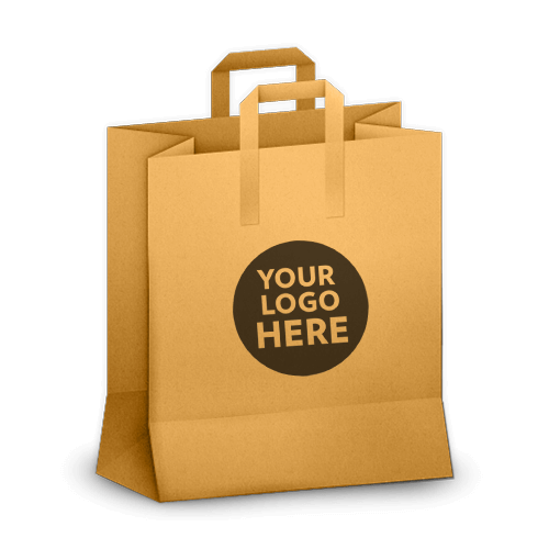 Custom bags for takeout and for the storage of products are available in cost effective prices at Alibaba packaging boxes.
