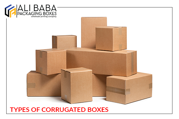 Where are corrugated boxes used for and how can you make