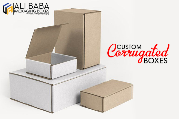 How many types of corrugated boxes are there?