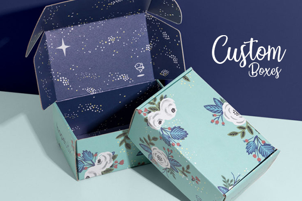 Benefits of custom boxes & how packaging boxes boosts your business?