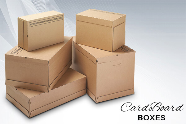 Types Of Cardboard Boxes And Where To Buy Cardboard Boxes