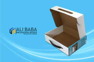 Shipment boxes to secure your products.
