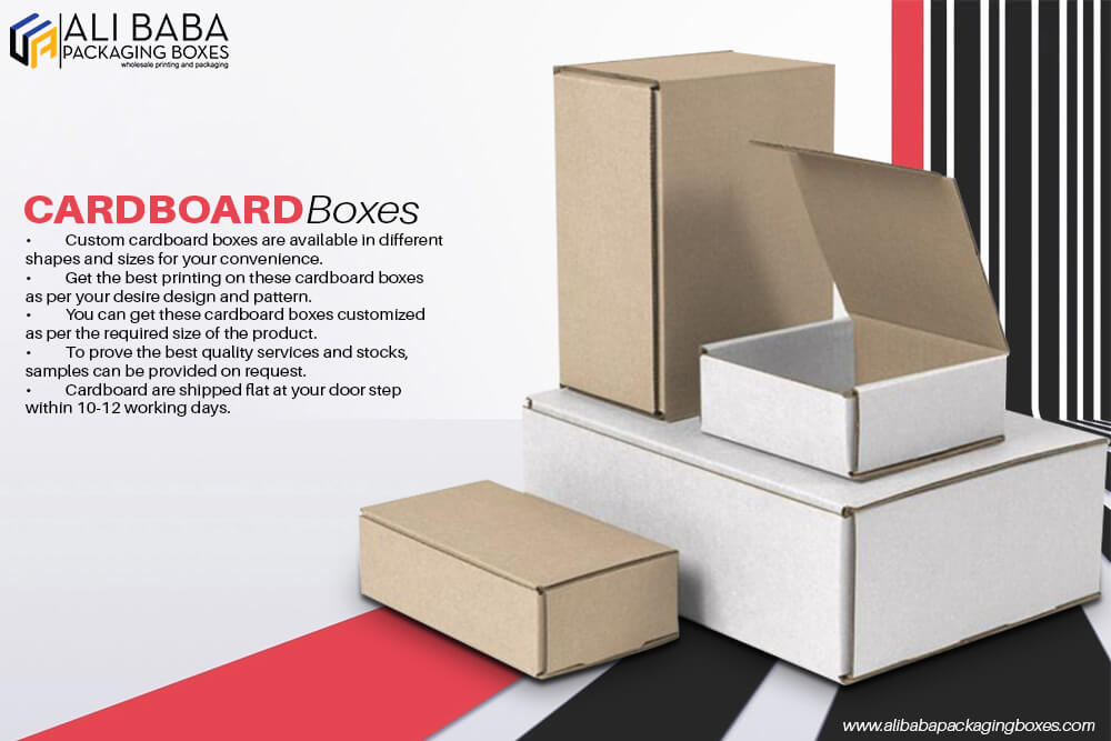Types of Cardboard boxes and where to buy cardboard boxes near me?