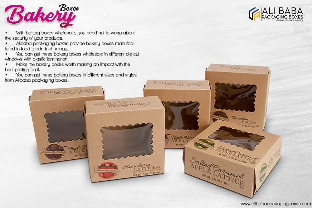 cookie boxes with window,